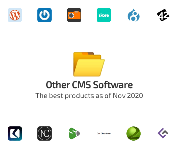 Other CMS Software