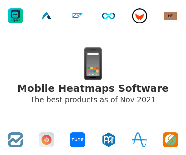 Mobile Heatmaps Software