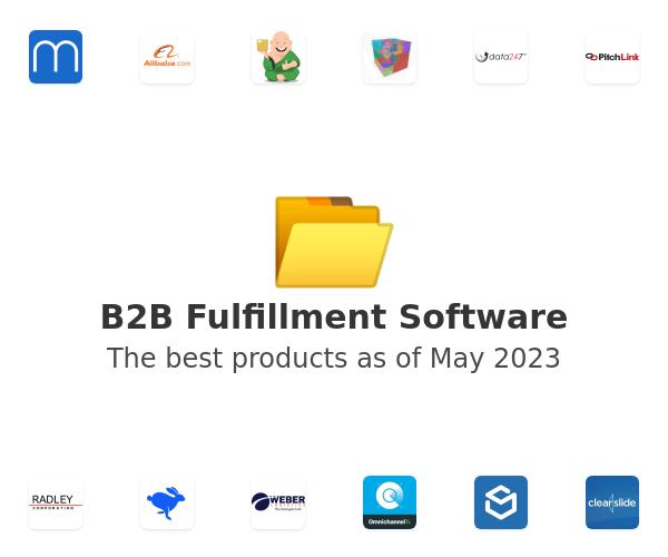 B2B Fulfillment Software