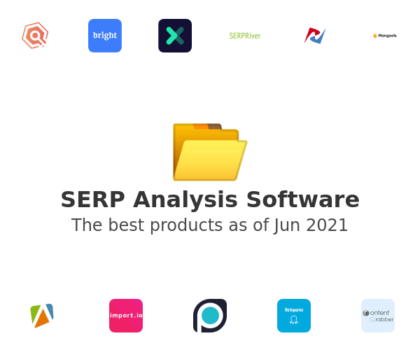 SERP Analysis Software