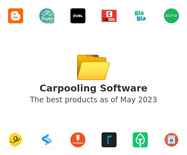 Carpooling Software