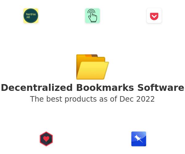 Decentralized Bookmarks Software