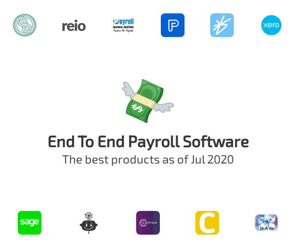 End To End Payroll Software
