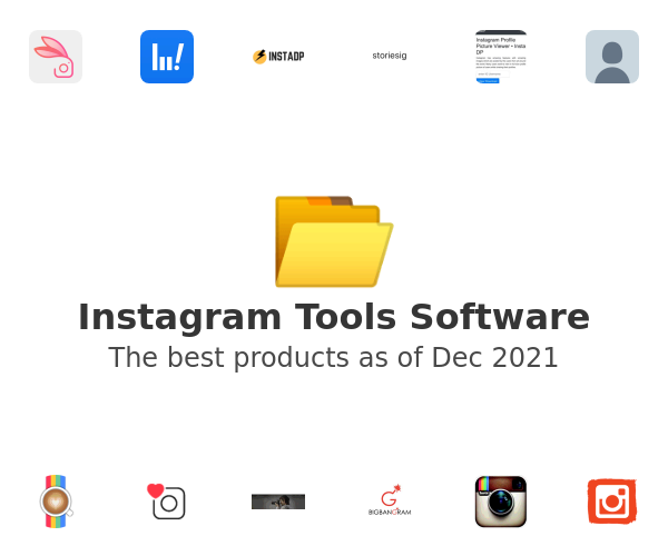 Instagram Tools Software