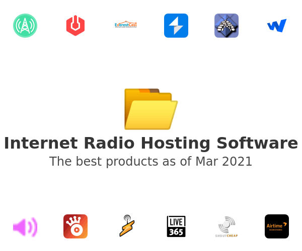 Internet Radio Hosting Software