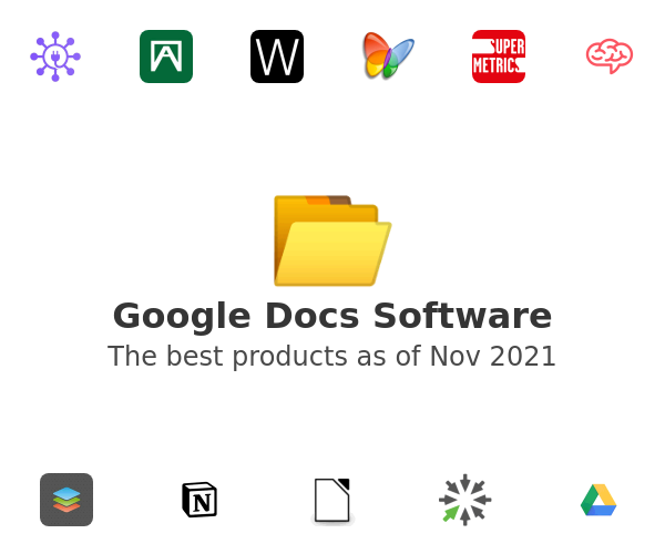 Google Docs Software