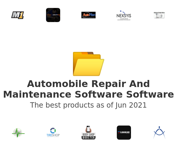 Automobile Repair And Maintenance Software Software