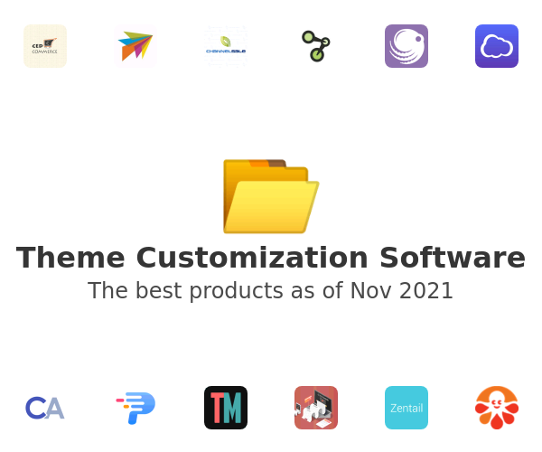 Theme Customization Software