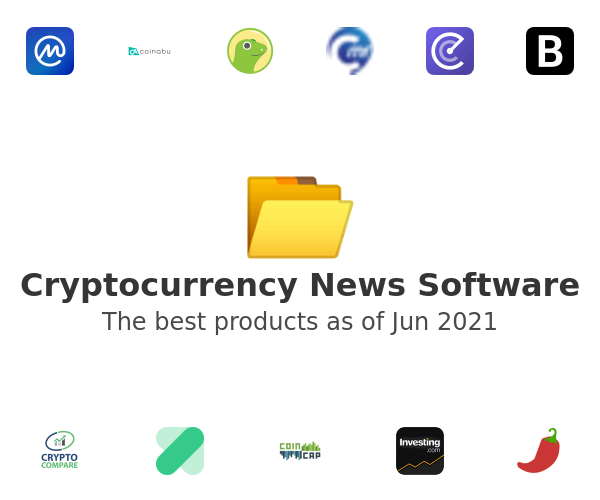 Cryptocurrency News Software