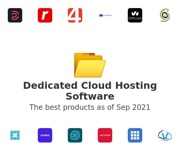 Dedicated Cloud Hosting Software
