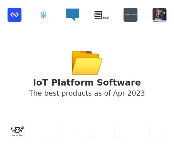 IoT Platform Software