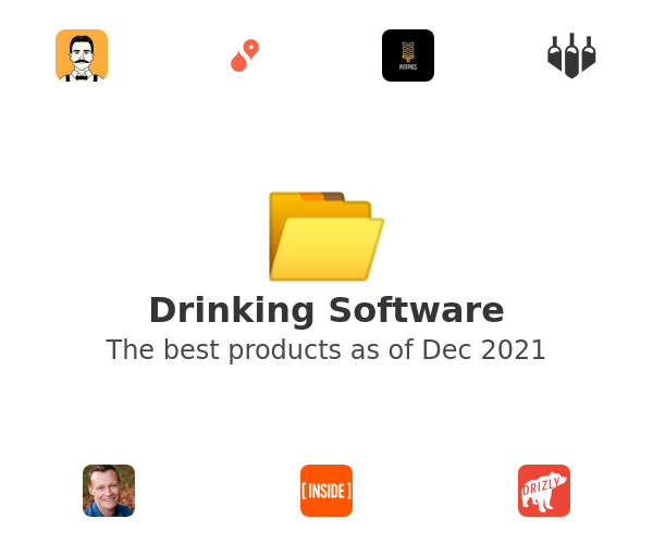 Drinking Software