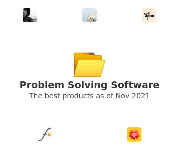 Problem Solving Software