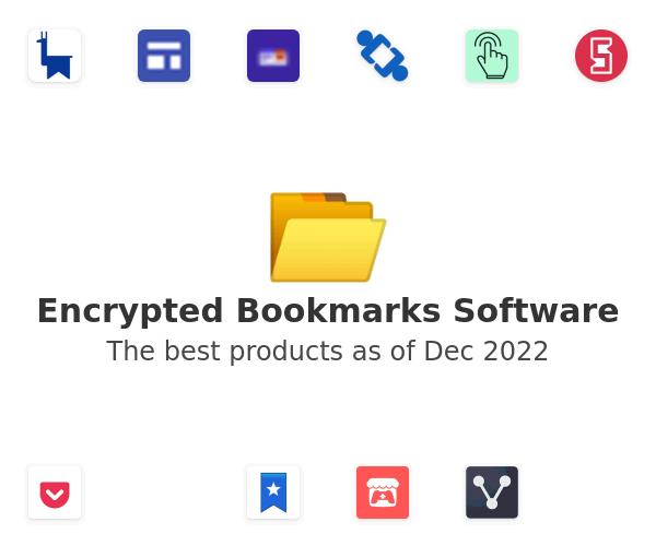 Encrypted Bookmarks Software