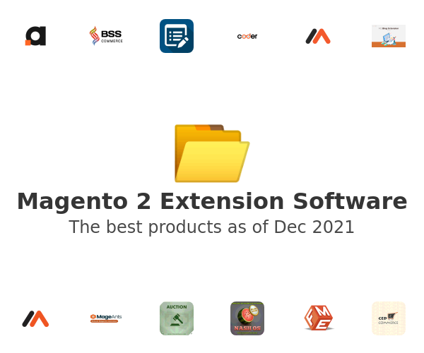 Magento 2 Extension Software
