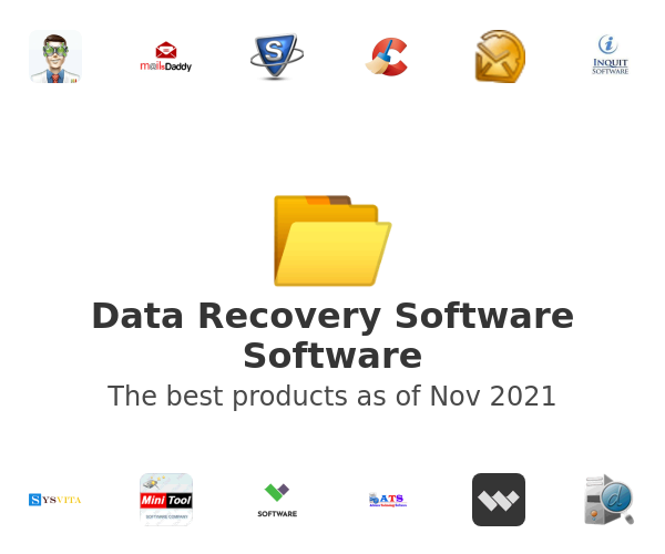 Data Recovery Software Software