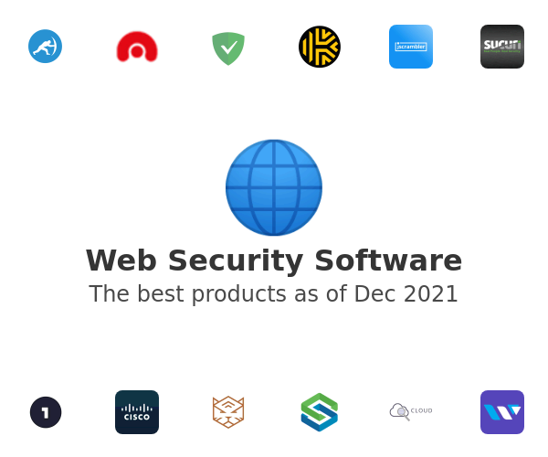 Web Security Software