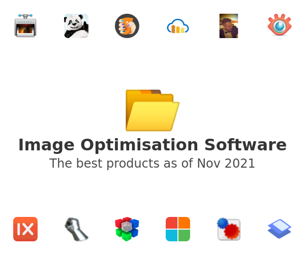 Image Optimisation Software