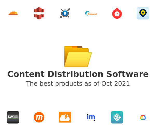 Content Distribution Software