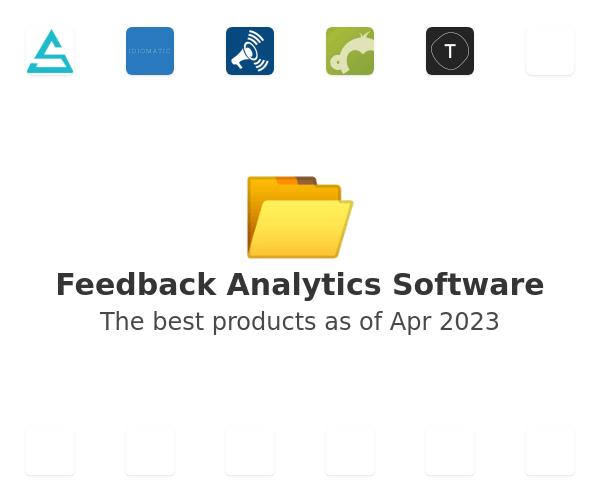 Feedback Analytics Software