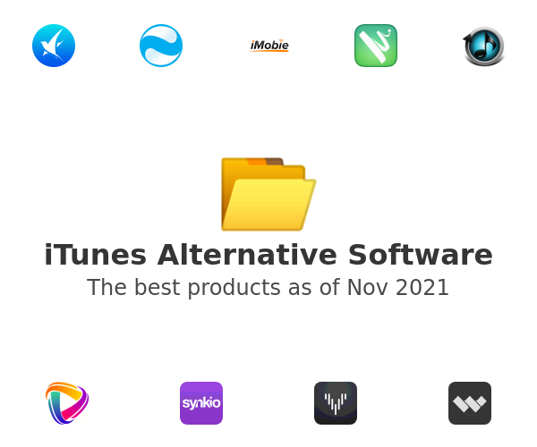 iTunes Alternative Software
