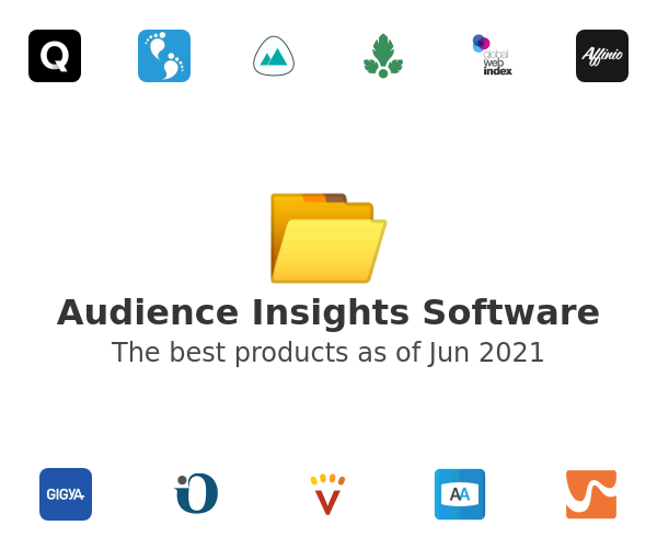 Audience Insights Software