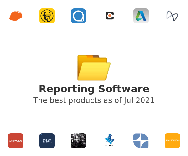 Reporting Software
