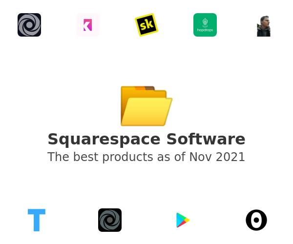 Squarespace Software