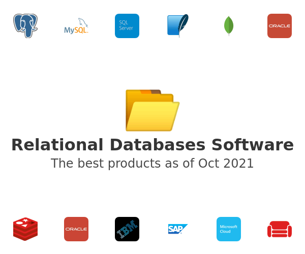 Relational Databases Software