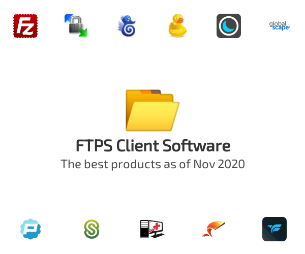 FTPS Client Software