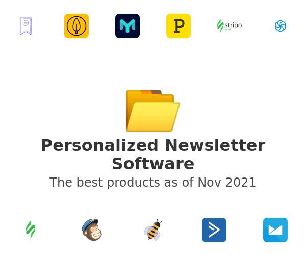 Personalized Newsletter Software