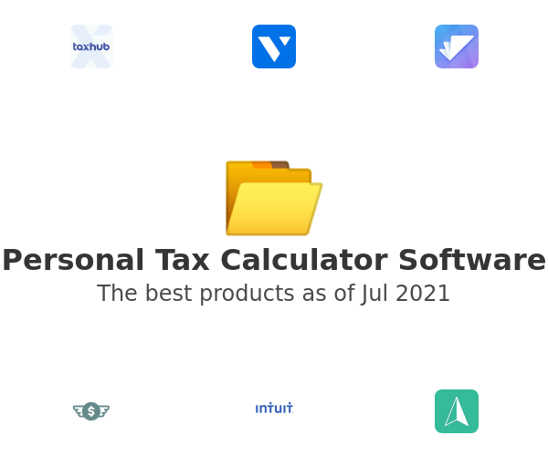 Personal Tax Calculator Software