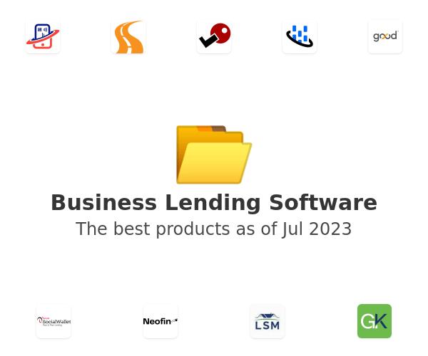 Business Lending Software