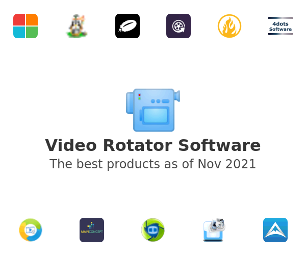 Video Rotator Software