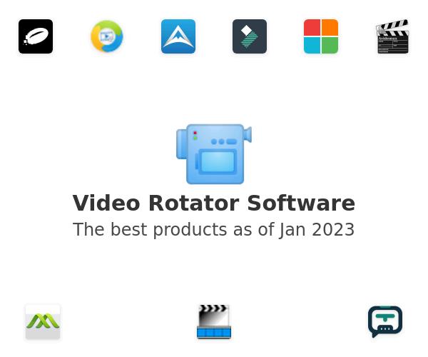 Video Rotator Software