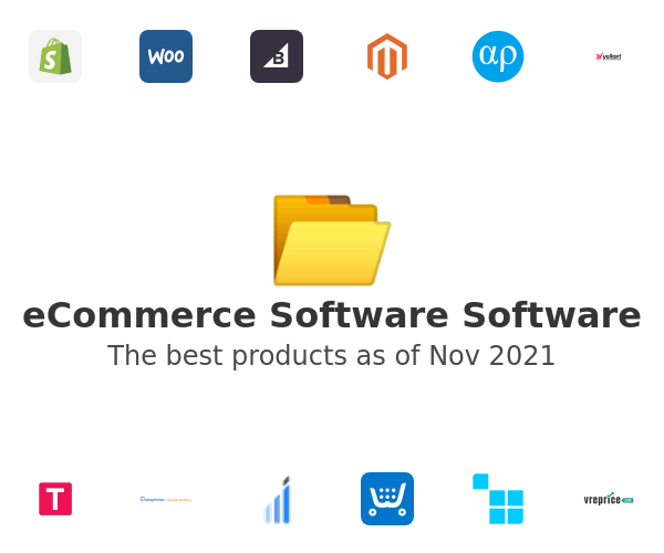 eCommerce Software Software