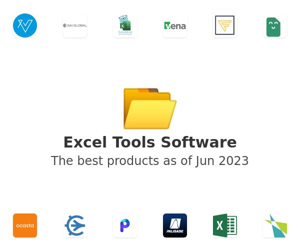 Excel Tools Software
