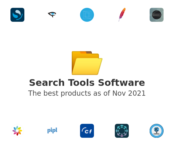 Search Tools Software
