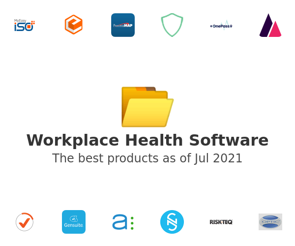 Workplace Health Software