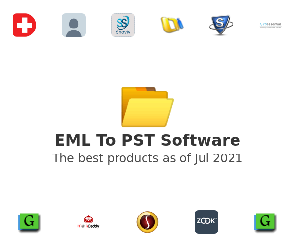 EML To PST Software