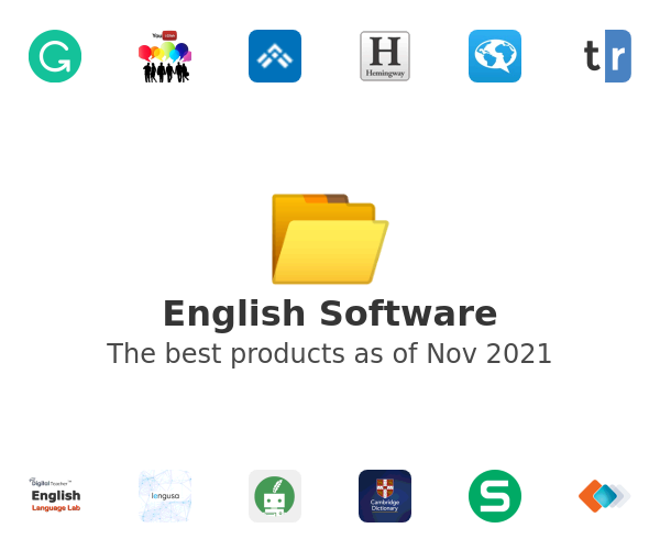 English Software