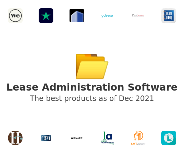 Lease Administration Software