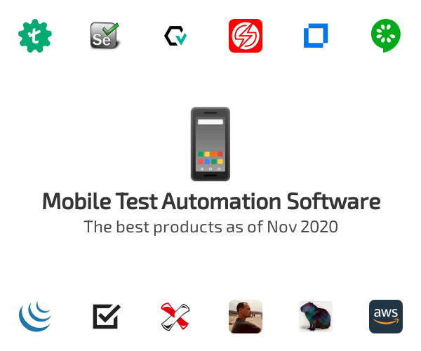 Mobile Test Automation Software
