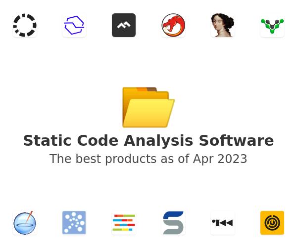 Static Code Analysis Software