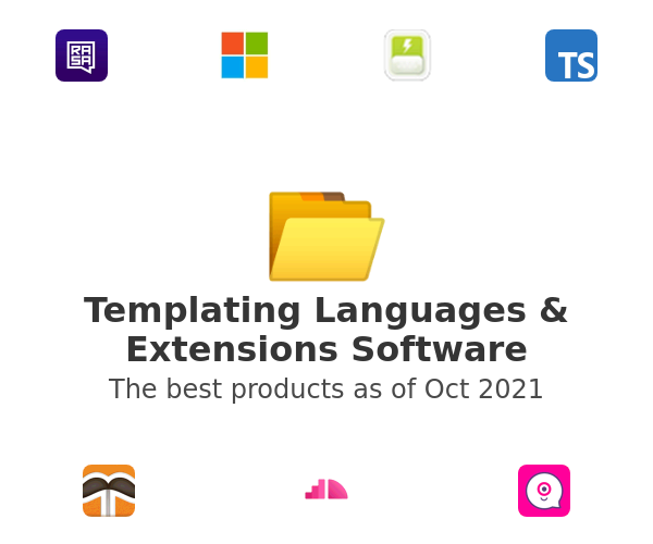 Templating Languages & Extensions Software