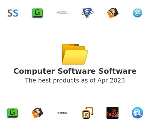Computer Software Software