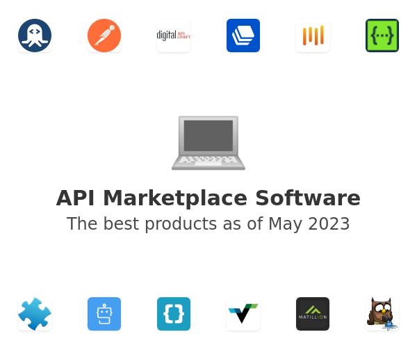 API Marketplace Software