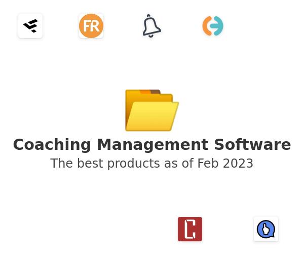 Coaching Management Software