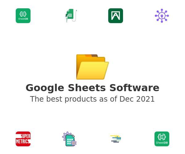 Google Sheets Software
