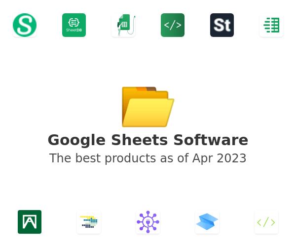 Google Sheets Software